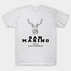 SAN MARINO T-SHIRT 2020 - San Marinoeuropecountrymapsan - T-Shirt   TeePublic Monkey T Shirt, Funny Shirts, San, Mens Tops