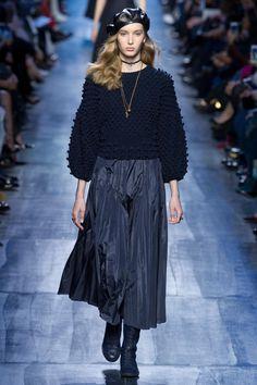 Défilé Dior prêt-à-porter femme automne-hiver 2017-2018 18
