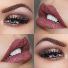 Makeup, Style & Beauty — Amazing combo! 🤗💕 @brookesimonsmua
