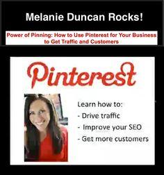 Melanie Duncan talks about the Pinterest Gold Rush.