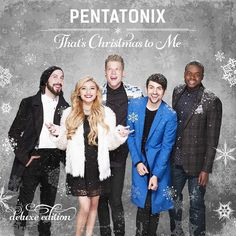 Have you picked up #ThatsChristmasToMeDELUXE on @amazonmusic?!   Link in bio! by ptxofficial