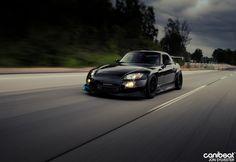 Dark Knight. Honda S2000 (S2K)
