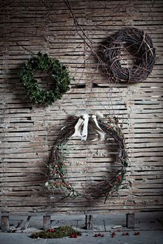 wreaths selection of home made available to order