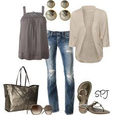 Erin, created by s-p-j on Polyvore