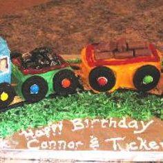 Choo Choo Train!!! Cake