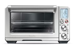 online shopping for Breville Convection Air Fry Smart Oven Air, Brushed Stainless Steel from top store. See new offer for Breville Convection Air Fry Smart Oven Air, Brushed Stainless Steel Countertop Convection Oven, Microwave Convection, Main Image, Best Air Fryers, Stainless Steel Oven, Specialty Appliances, Oven Racks, Small Kitchen Appliances, Kitchen Cabinets