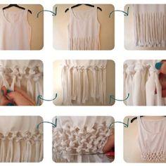 DIY for Tshirts