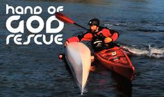 VIRTUAL COACH: HAND OF GOD SEA KAYAK RESCUE IN THIS EPISODE OF C&K'S VIRTUAL COACH, KUTHE COVERS AN IMPORTANT SEA KAYAK RESCUE TECHNIQUE