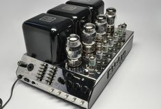 McIntosh MC240 Tube Integrated Amplifier