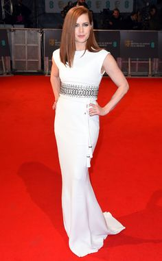 Amy Adams from 2015 BAFTA Film Awards: Red Carpet Arrivals  The Big Eyes star, in Stella McCartney, is nominated in the Best Actress in a Leading Role category.