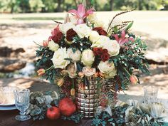 Floral : Inspire Events & Design   Photography : Sheradee Hurst | Photography :