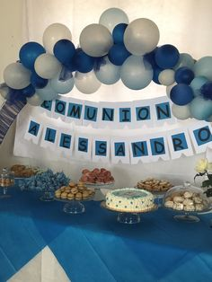 Comunioni Birthday Cake, Desserts, Food, Party, Tailgate Desserts, Birthday Cakes, Deserts, Meals, Dessert