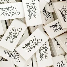 My very best idea yet has been making my business cards erasers. Next up: joining the whole world in giving up on business cards.  #lettering #typography #type #typeverything #typeyeah #letteringdaily #letteringlove #thedailytype #typespire #typographyinspired #goodtype #thebmorecreatives #dsshapes #dslooking #abmhappylife