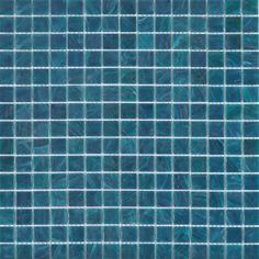 Lhådös Glas Mosaik Oceano Ligure Mörkgrön Glasmosaik   Stonefactory.se