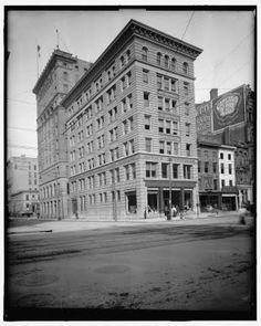 Richmond & Backus - Detroit