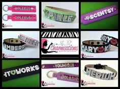 #Advertise your #business with a little Sparkle!!  #Plexus #Pikle #Scentsy #Jamberry #MaryKay #ItWorks #Younique #Nerium #Bracelets shown!  All under $15, Create yours today! :)