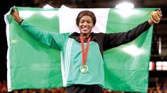 The Eddys' Blog: Nigeria back from Marrakech with eight gold, two s...