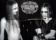 See Carpathian Forest pictures, photo shoots, and listen online to the latest music. Carpathian Forest, Forest Pictures, Extreme Metal, Band Memes, Thrash Metal, Metal Bands, Music Stuff, Music Is Life, Black Metal