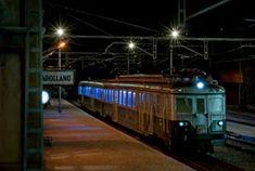 TrainScape: Diorama basado en Vadollano. 51 Civilization, Trains, Miniatures, Dioramas, Model Train, Train