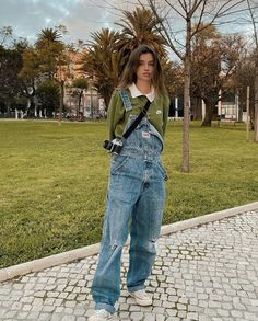 Dungarees, Overalls, 1990s, Pants, Fashion, Mariana, Trousers, Trouser Pants, Moda