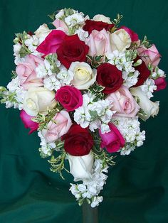 Pink Bridal Bouquets: Your Sweetest Day
