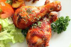 Chicken Drumsticks, Chicken Wings, Ketchup, My Favorite Food, Favorite Recipes, Chicken Drumstick Recipes, Wing Recipes, How To Cook Chicken, Tandoori Chicken