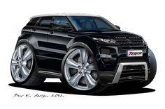 image 500×333 pixels Cool Car Drawings, Car Camper, Motorcycle Art, Car Sketch, Automotive Art, Cute Cars, Car Humor, Range Rover, Concept Cars
