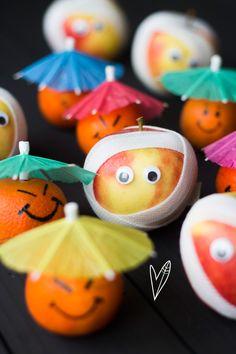 Traktatietip: Appelmummies en sinaasappelmannetjes | TGH Magazine