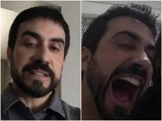 Pare o que você está fazendo e pegue o celular para começar a seguir o Padre Fabio de Melo nas redes sociais.