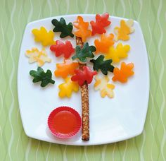 cutefoodfalltree by kirstenreese, via Flickr