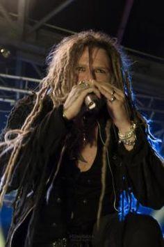 Jonne (Korpiklaani live at Nosturi, Helsinki, 18 March 2017)