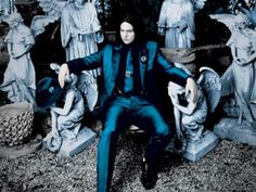 "Canal Electro Rock News: Jack White lança faixa inédita ""Over and Over and Over"""