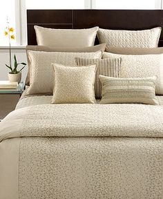 Hotel Collection Bedding Luminescent Collection Bedding