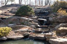 On April 1, the Rock Garden reopened for the season after an extensive, winter-long restoration of its historic features! Visitors can now admire water running down the cascade and into the pond for the first time in years.
