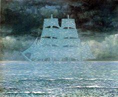 Rene Magritte - Le Séducteur
