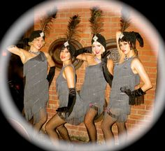 Flappers Bling Divas