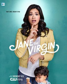 Jane the Virgin S3 Cast Promotional Poster