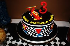 race car cake 3rd Birthday, Birthday Parties, Race Car Cakes, Cupcake Cakes, Cupcakes, Celebration Cakes, Party Cakes, Holiday Parties, Party