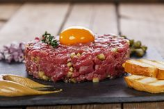 Steak tartar, mi receta