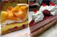 We already know how brilliant Japanese are with their ideas. As I was surfing my favorite bl. Japanese Desserts, Japanese Candy, Fruit Pie, Fusion Food, Sweet Treats, Cheesecake, Cooking, Recipes, Kitchens
