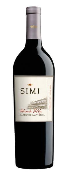 2012 SIMI Alexander Valley Cabernet Sauvignon