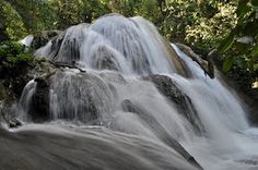 Majestic Mabuyong Falls of Cateel, Davao Oriental by Jeswinda #travel #asia