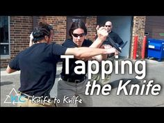 Filipino KNIFE TAPPING - Recorded Live from our QTC Camp AWESOME!  Chicago martial arts. Filipino martial arts