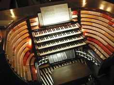 Organ console at the Chapel at West Point Organ Music, Church Music, Music Stuff, Music Things, Pipe Dream, Piano Music, Sheet Music, Music Theory, Sound Of Music