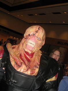 Resident Evil Nemesis Cosplay