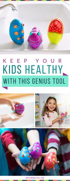 Want to keep your kids (and entire family!) healthy this cold and flu season? These incredible Scrub Bugs will make your kids actually want to wash their hands and are 3x more effective than regular hand washing. Learn more at whatmomslove.com