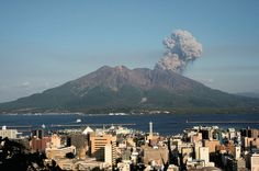 Japanese Volcano Sakurajima Due for Major Eruption