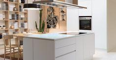 Setamat Bianco | Cappellini Cucine | Mieszkanie | Pinterest | Interiors