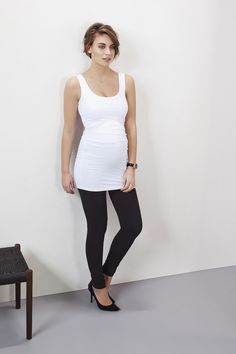 Easy Maternity Leggings by Isabella Oliver