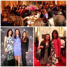 """A Day in the Life of Ladies DC director @Jeanschindler, part 5: """"An inspiring evening at the Vital Voices Awards Gala at the Kennedy Center - incredible and inspiring stories of women overcoming adversity around the world."""